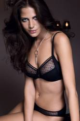 Chantelle C-Chic Graphie Full Cup Bra