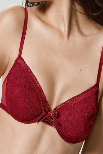 Triumph Velvet Passion Bra Underwired