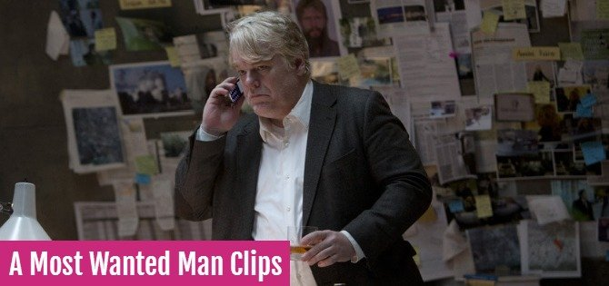 A Most Wanted Man Clips