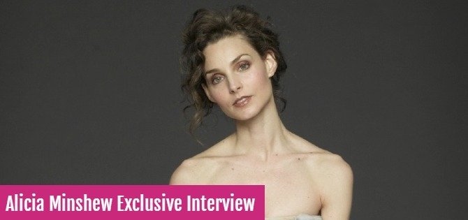 Alicia Minshew exclusive interview