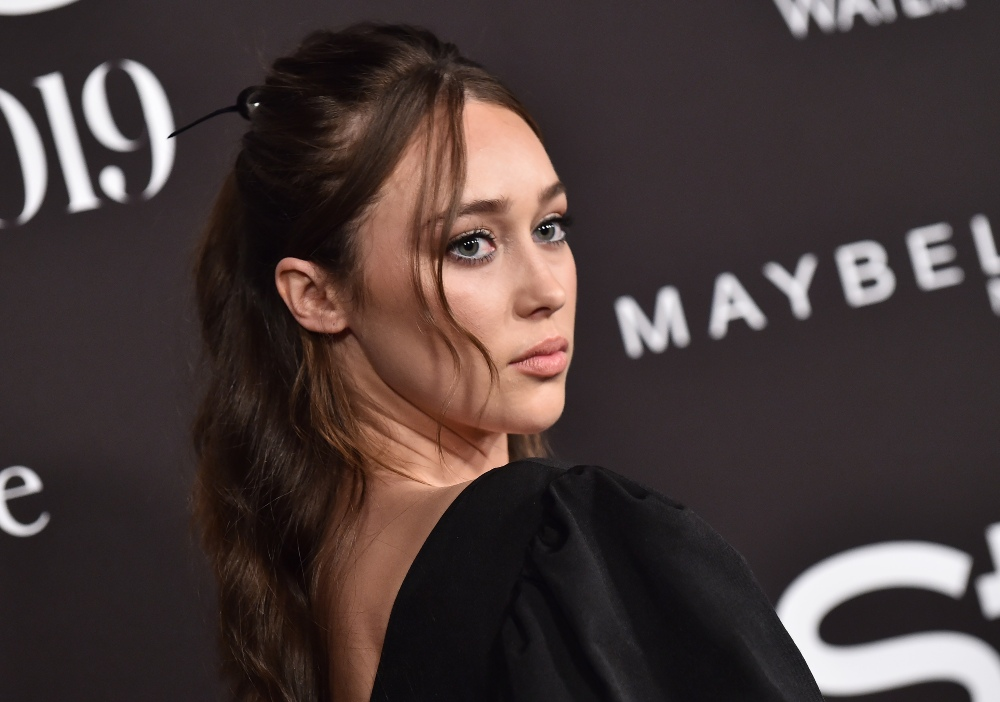 Alycia Debnam-Carey at the InStyle Awards in Los Angeles, October 2019 / Picture Credit: O'Connor/AFF-USA.com/AFF/PA Images