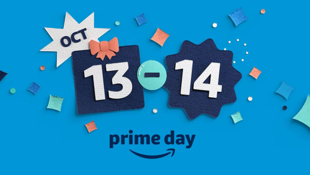 Amazon Prime Day has arrived!