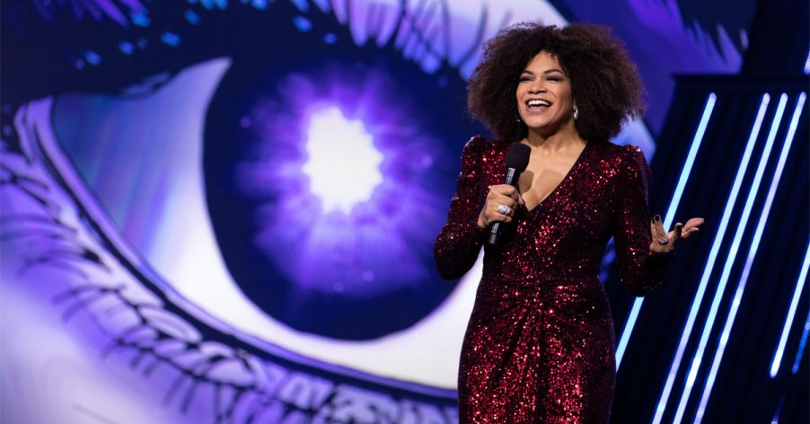 Big Brother Canada host Arisa Cox opens up the super-sized eighth season / Photo Credit: Global