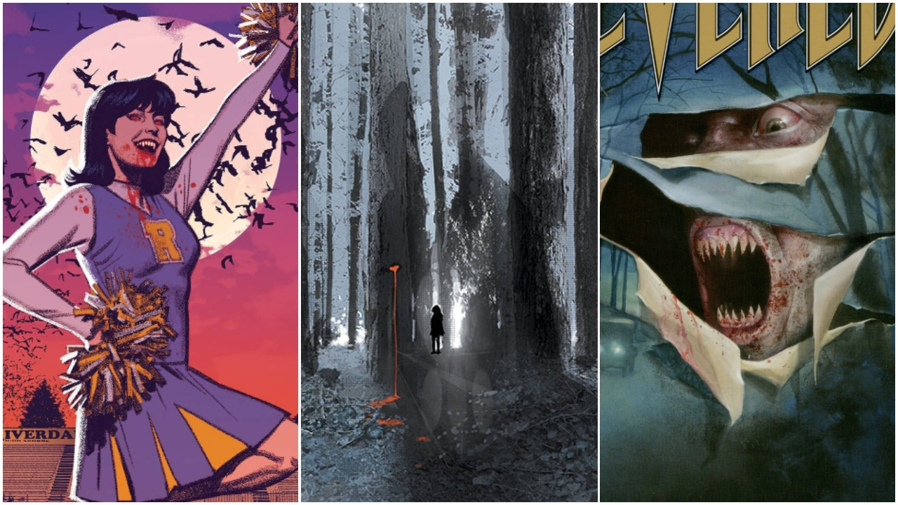 the 7 best creepy comics and graphic novels to read over halloween