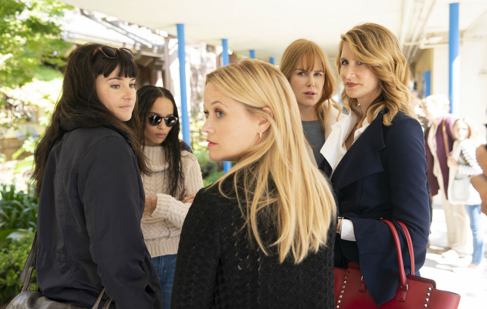 The 'Monterey Five' return for Season 2 of Big Little Lies / Photo Credit: HBO