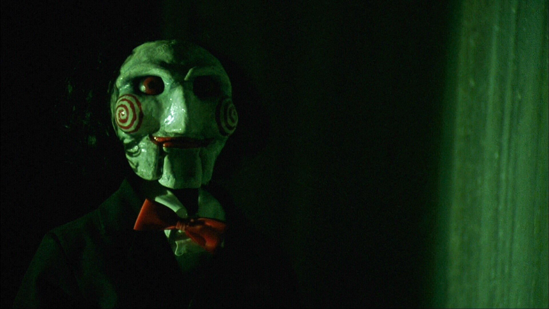 Billy the Puppet makes his debut / Picture Credit: Lionsgate Films/Twisted Pictures