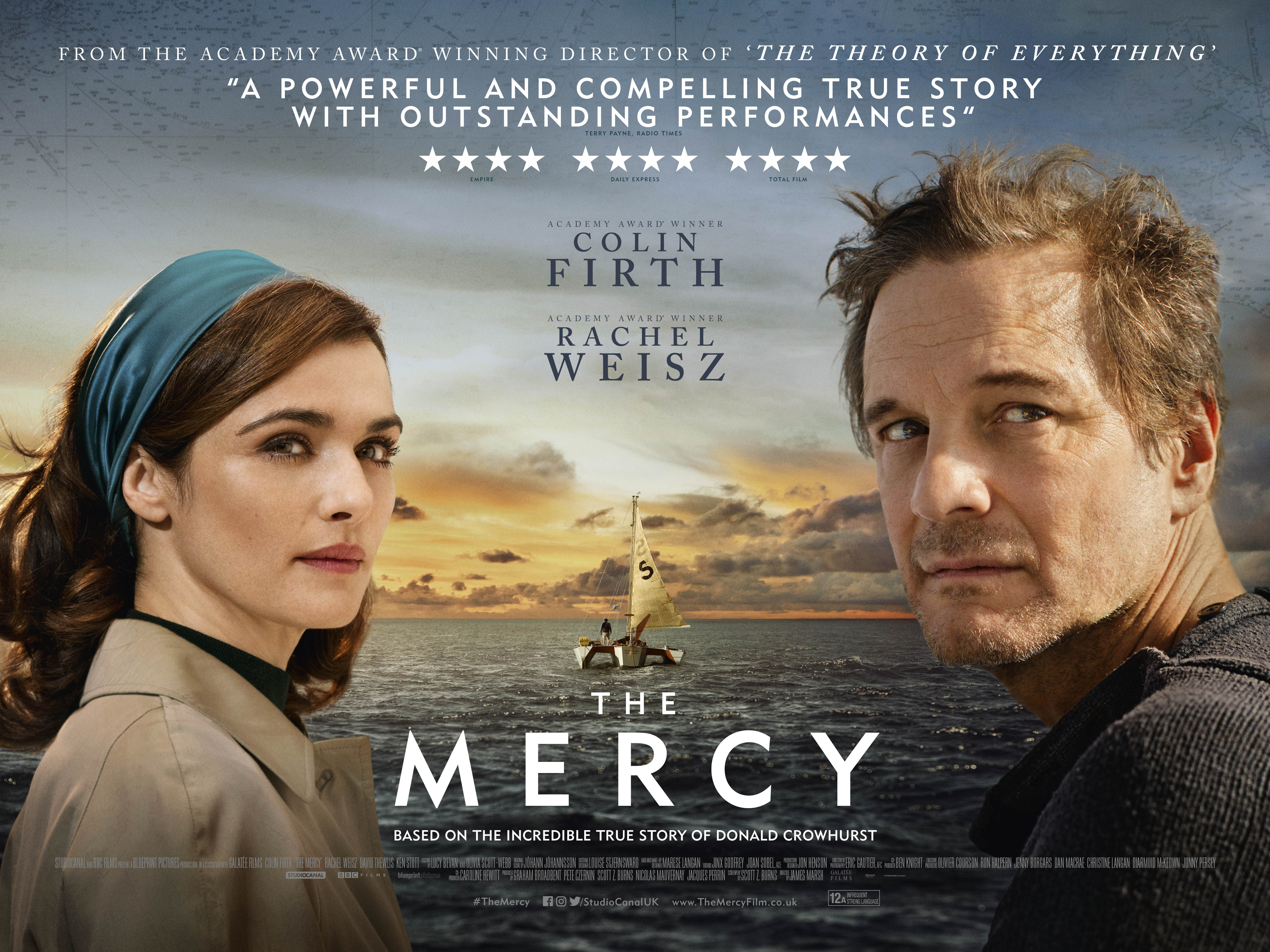 Rachel weisz and colin firth star in new trailer for the mercy try watching this video on youtube or enable javascript if it is disabled in your browser malvernweather Gallery