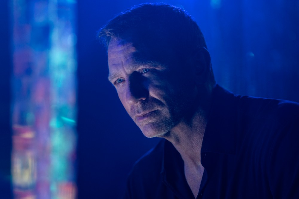 Daniel Craig returns as James Bond in No Time To Die