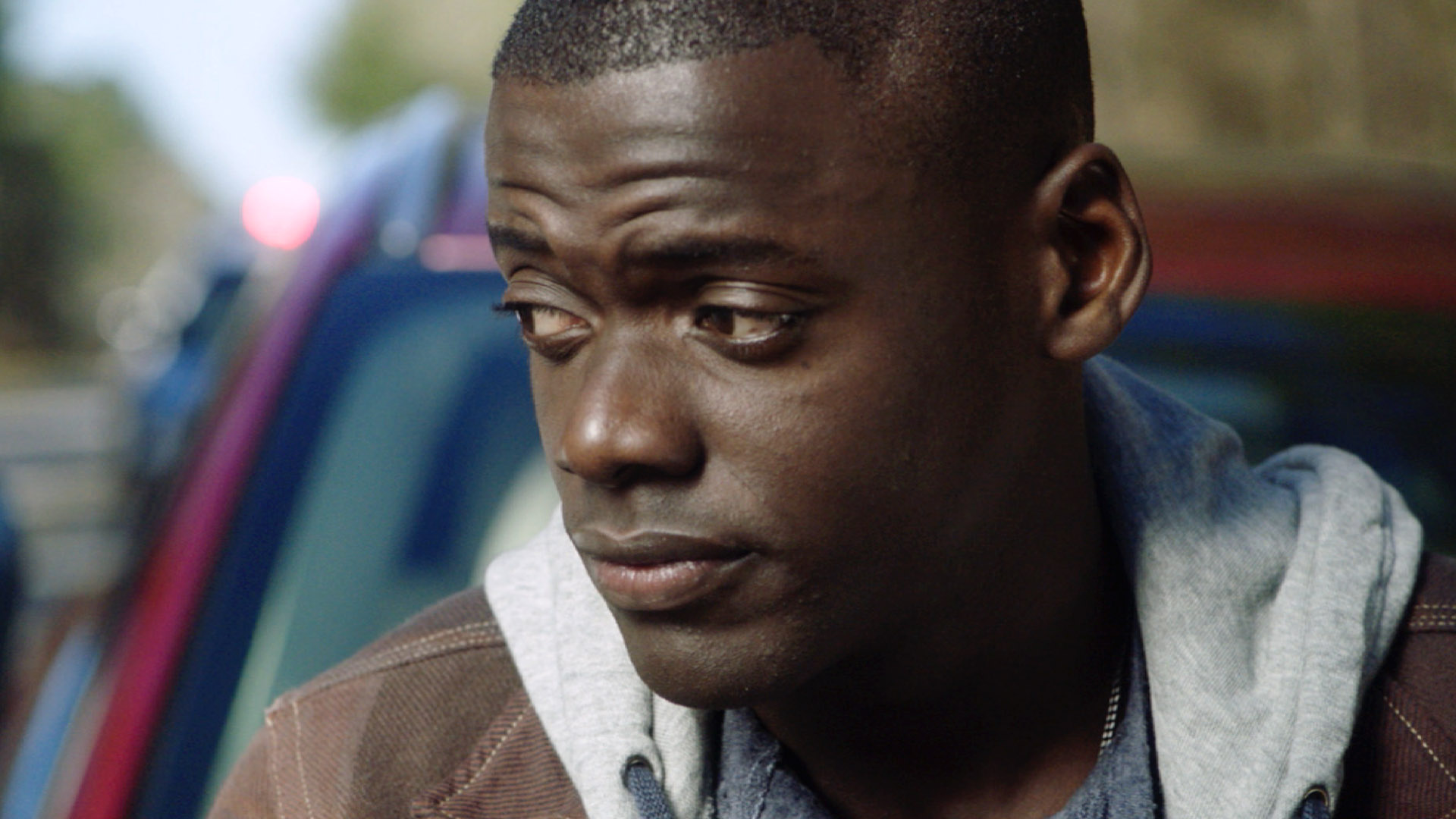 Daniel Kaluuya in Get Out / Photo Credit: Universal Pictures