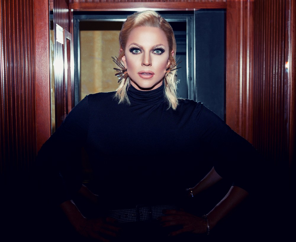 RuPaul's Drag Race fan-favourite Courtney Act