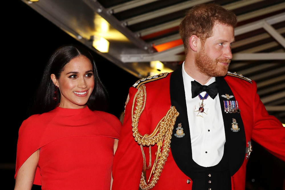The Duchess and Duke of Sussex, Meghan Markle and Prince Harry / Picture Credit: Simon Dawson/PA Wire/PA Images