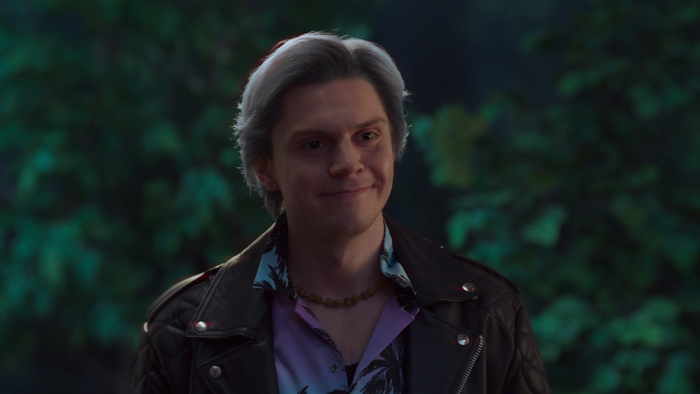 Evan Peters as Pietro aka Quicksilver in WandaVision / Picture Credit: Marvel Studios