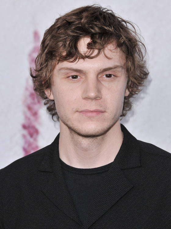 Evan Peters at the WGA Theater in Beverly Hills, April 2018 / Picture Credit: Sipa USA/SIPA USA/PA Images