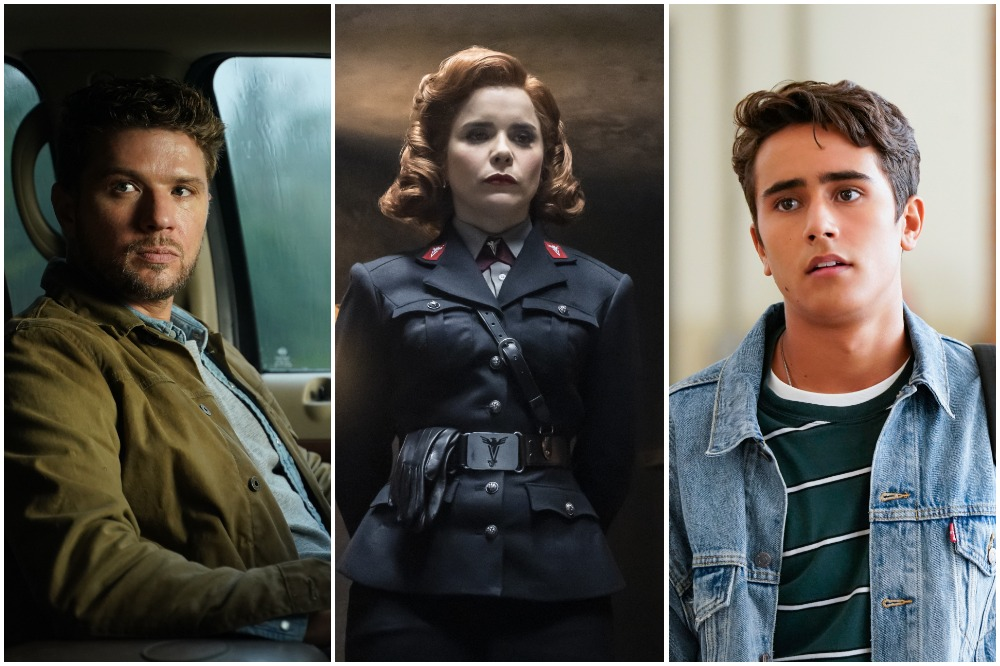 Big Sky, Pennyworth and Love, Victor are all coming to screens in February 2021 / Picture Credit: ABC/EPIX/Hulu