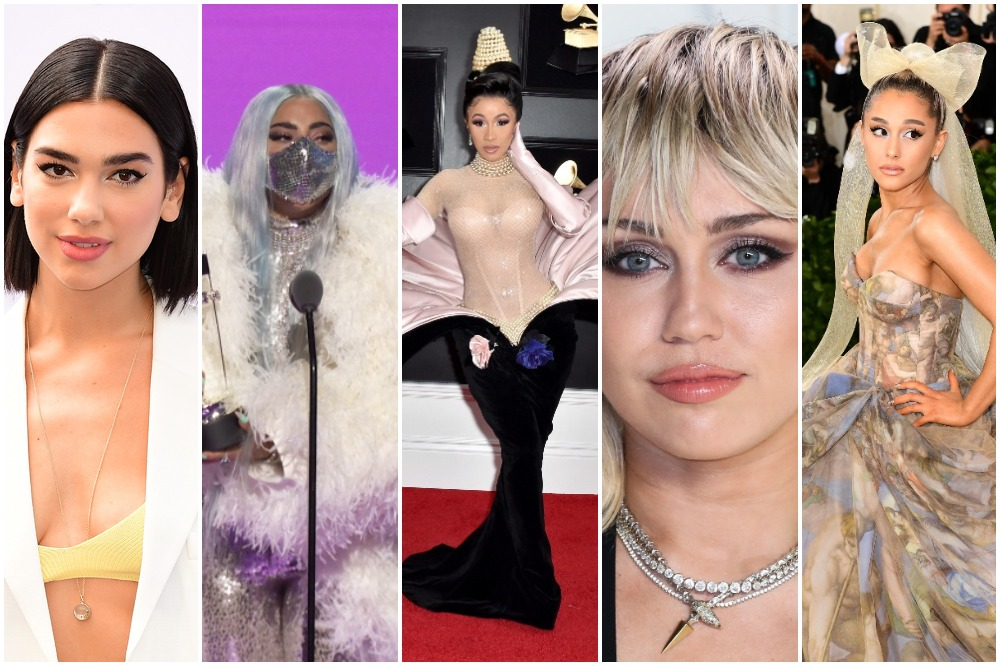 Five incredible women are nominated for our Artist of the Year Award