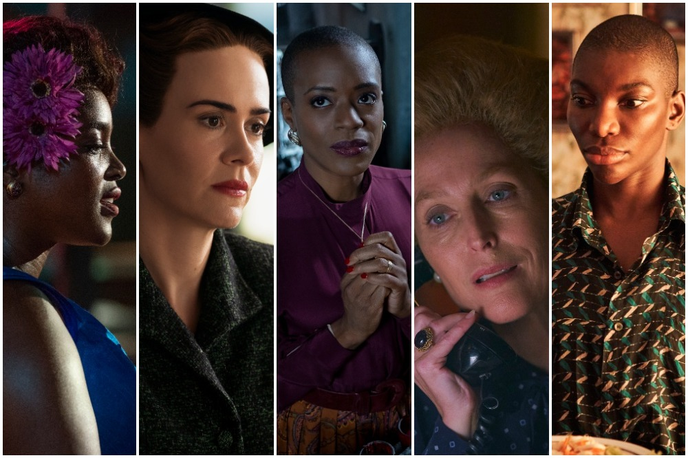 An incredible group of ladies are nominated for this year's Best TV Actor accolade!