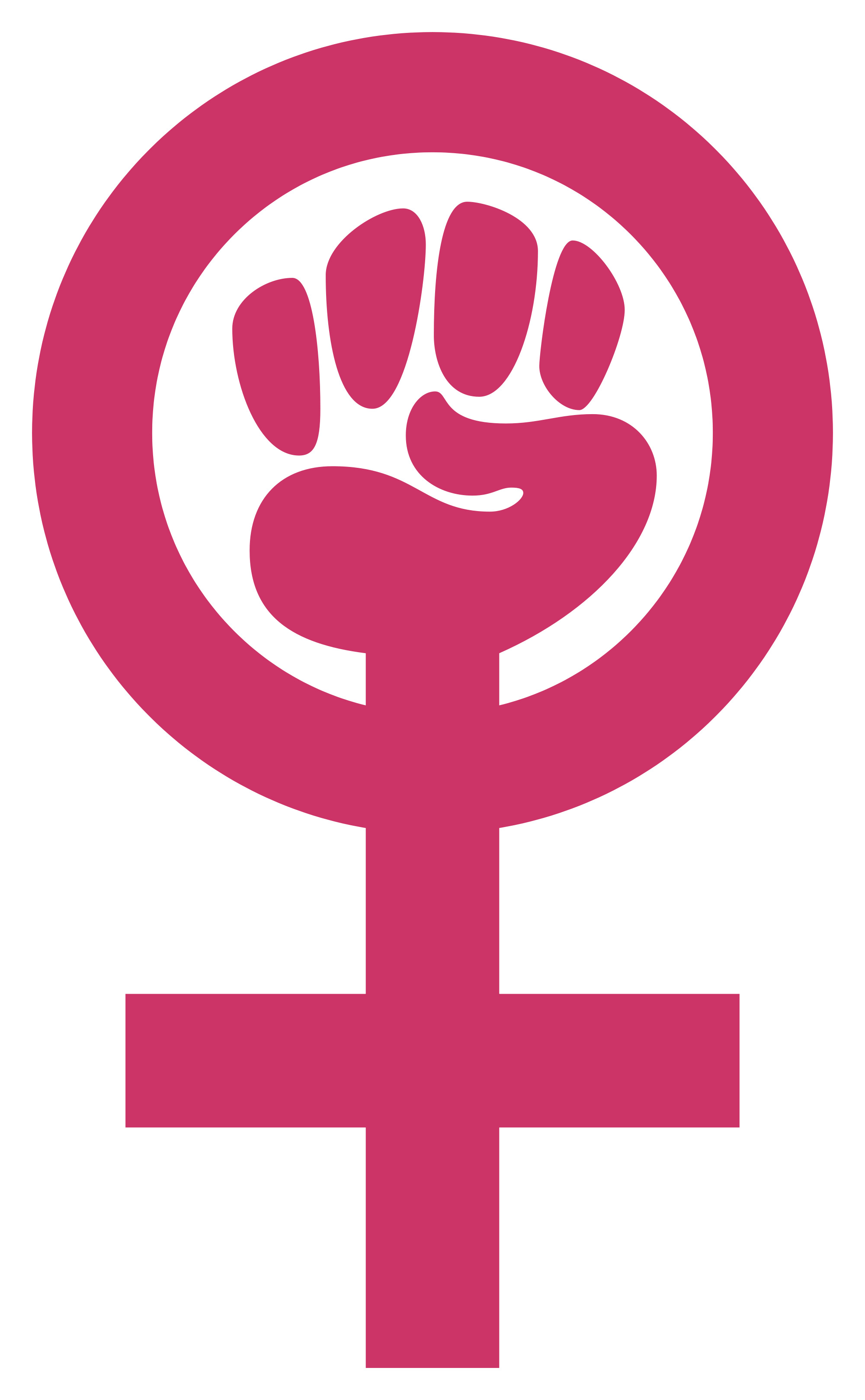 Young caucasian woman showing strength gesture with arms ... |Symbols Feminine Power