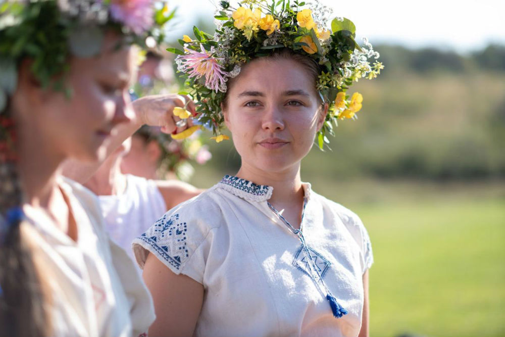 Florence Pugh as Dani Ardor in Midsommar / Photo Credit: Square Peg/B-Reel Films/A24