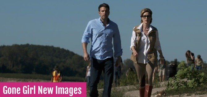 Gone Girl New Images