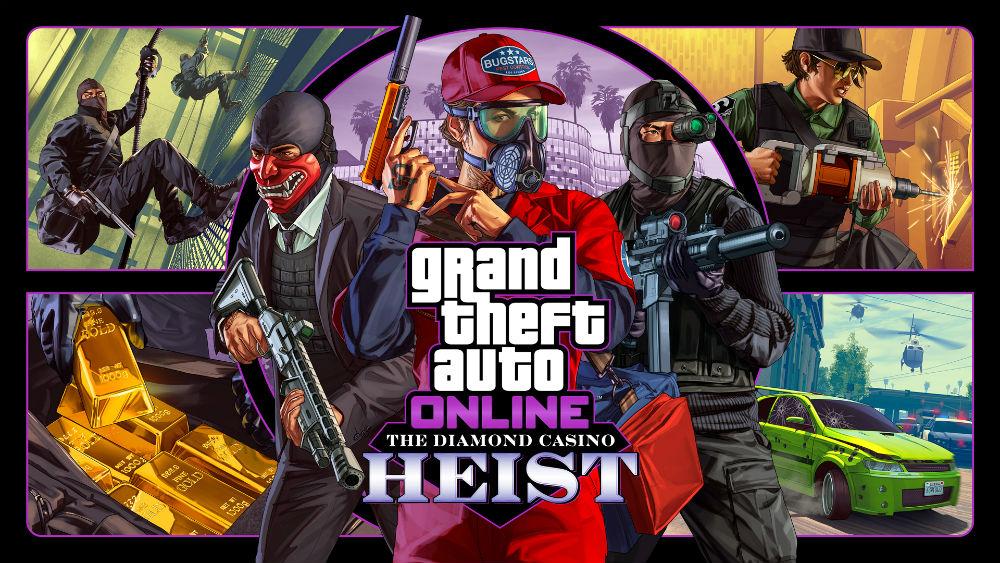 New Grand Theft Auto Online Casino