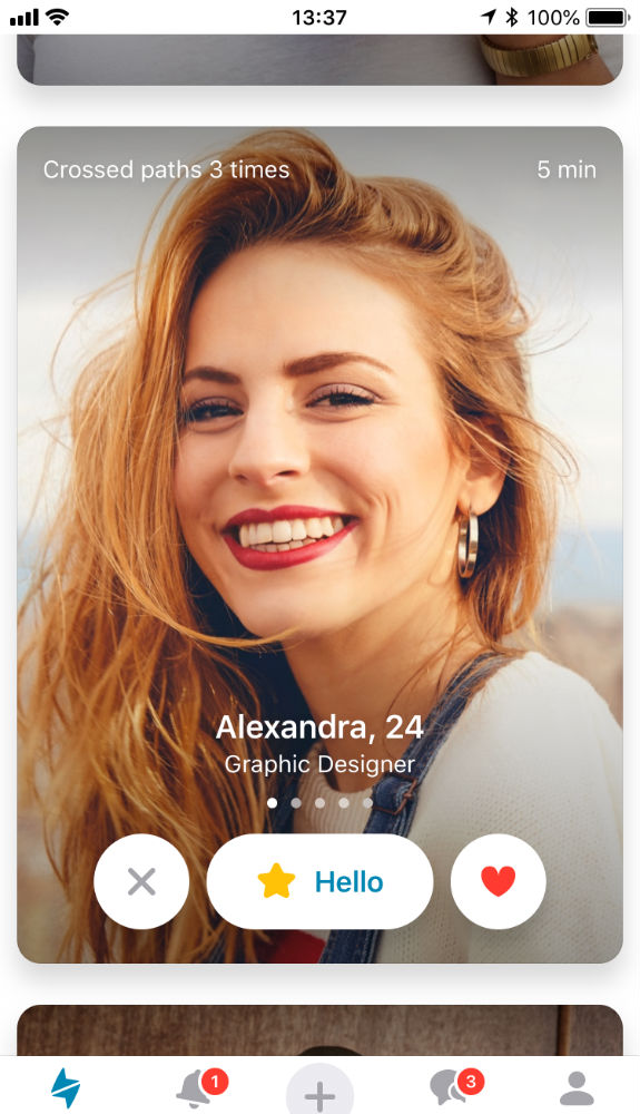 Happn dating UK