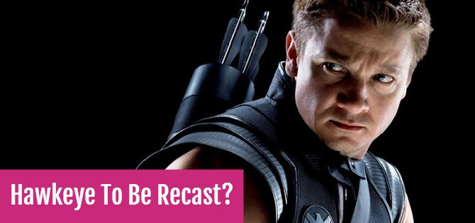 Hawkeye To Be Recast?