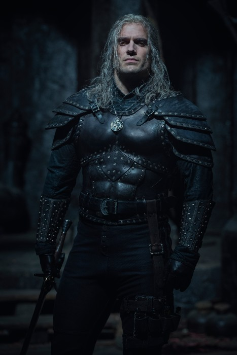 Henry Cavill returns as Geralt in The Witcher Season 2 / Picture Credit: Netflix