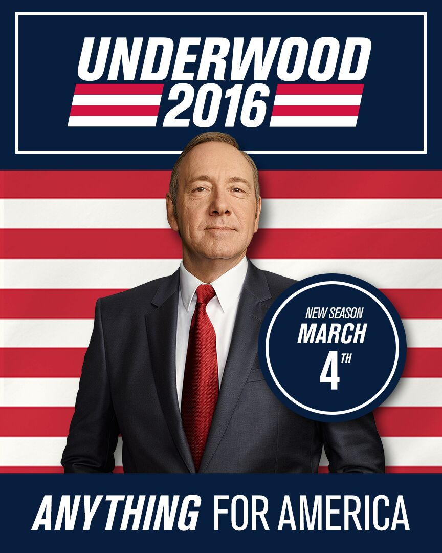House Of Cards Season 4 First Look Images