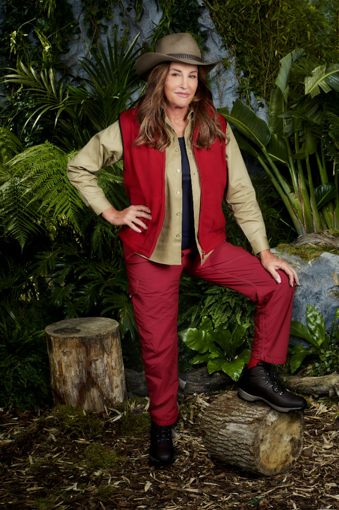 Caitlyn Jenner signed up for I'm Celebrity ... Get me out of here! / Photo credit: ITV