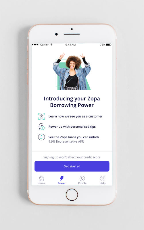 Get to know your Zopa Borrowing Power