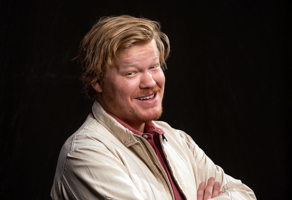 Jesse Plemons during an interview in New York, October 2019 / Picture Credit: USA TODAY Network/SIPA USA/PA Images
