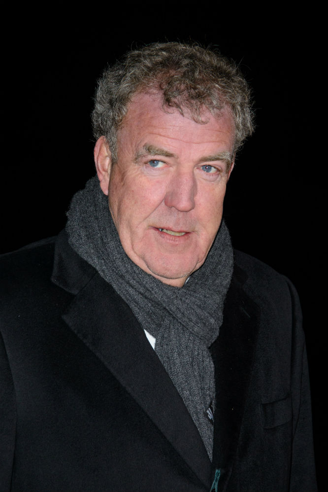 Jeremy Clarkson at The Sun Military Awards in 2014 / Photo Credit: JMVM/FAMOUS