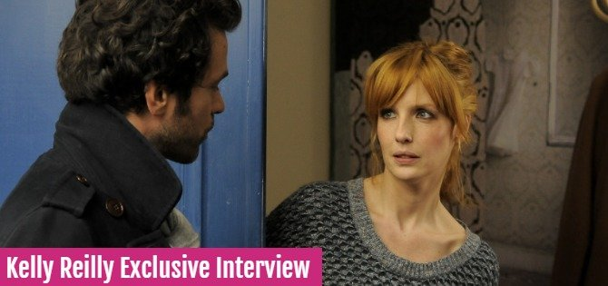 Kelly Reilly Exclusive Interview