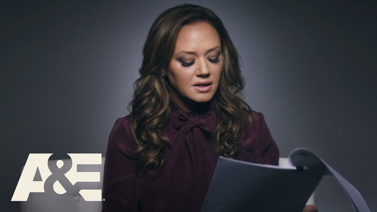 Leah Remini: Scientology and the aftermath / Photo credit: A&E