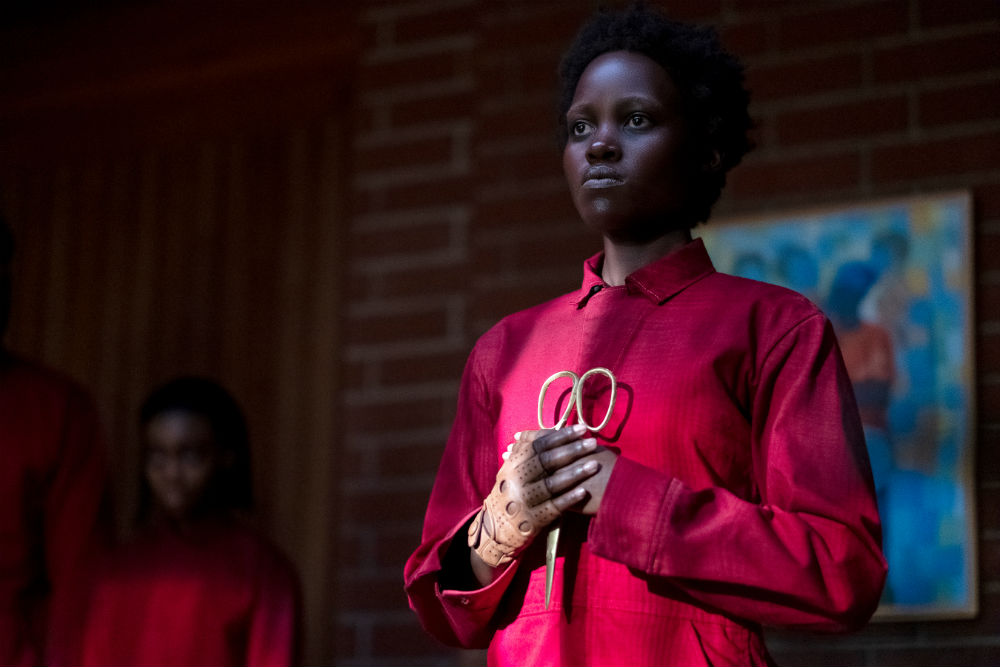Lupita Nyong'o as Adelaide Wilson/Red in Us / Photo Credit: Universal Pictures