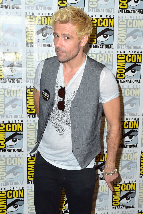 Matt Ryan at San Diego Comic-Con International 2018 / Picture Credit: Dave Starbuck/Geisler-Fotopress/DPA/PA Images