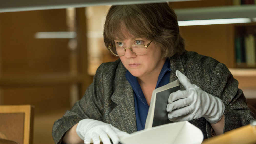 Melissa McCarthy as Lee Israel in Can You Ever Forgive Me? / Photo Credit: Fox Searchlight Pictures