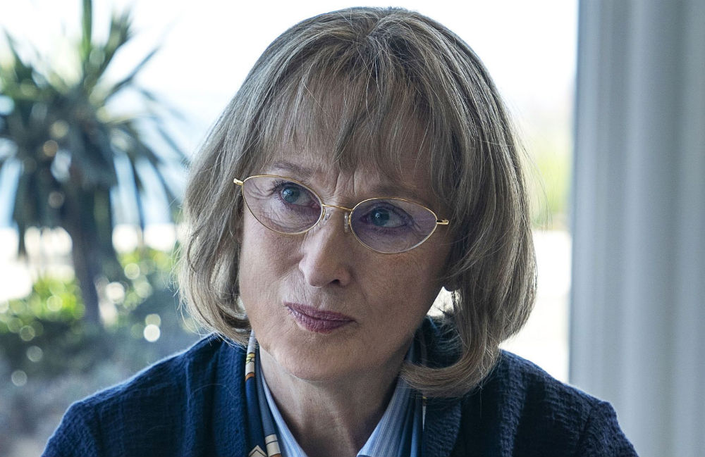 Meryl Streep as Mary Louise Wright in Big Little Lies / Photo Credit: HBO