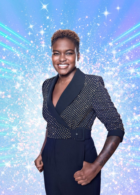 Nicola Adams is set to compete as one-half of Strictly's first same-sex pairing / Picture Credit: BBC