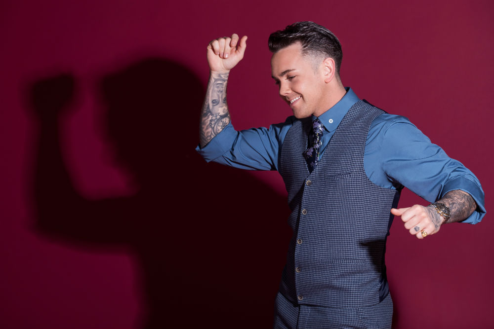 Ray Quinn returns with his new album Undeniable on May 29th 2020