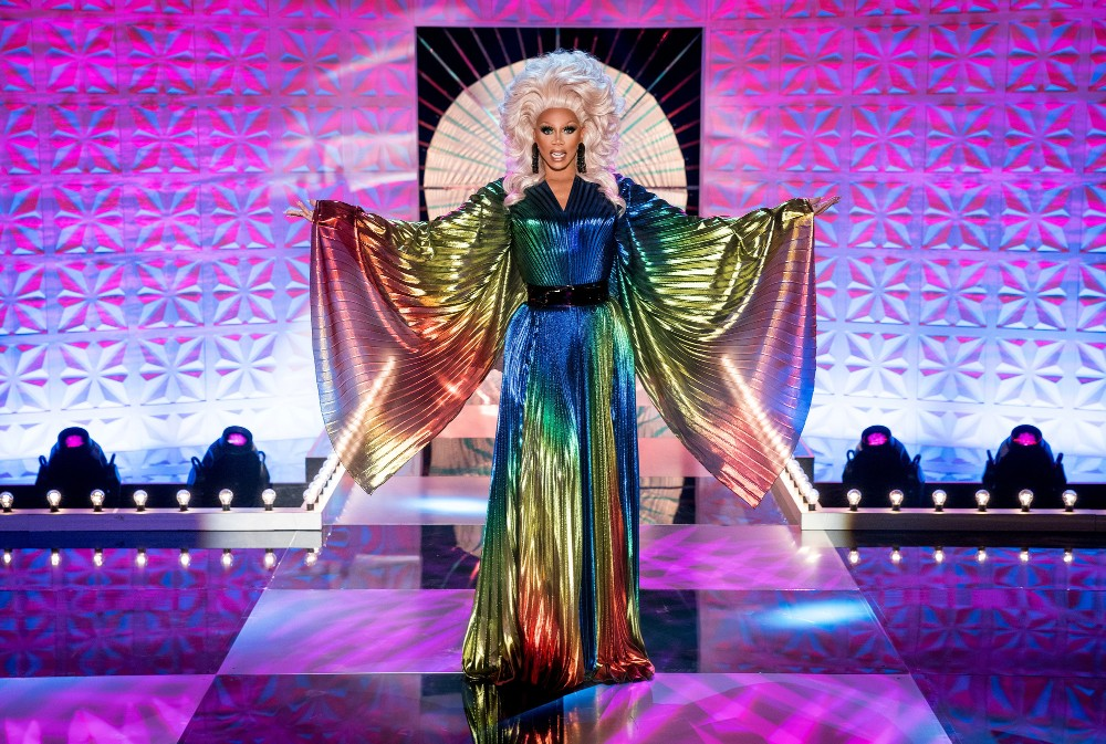 RuPaul certainly knows how to make an entrance / Picture Credit: BBC/World of Wonder/Guy Levy