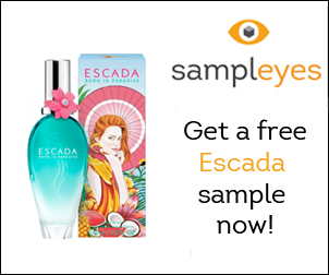escada free sample