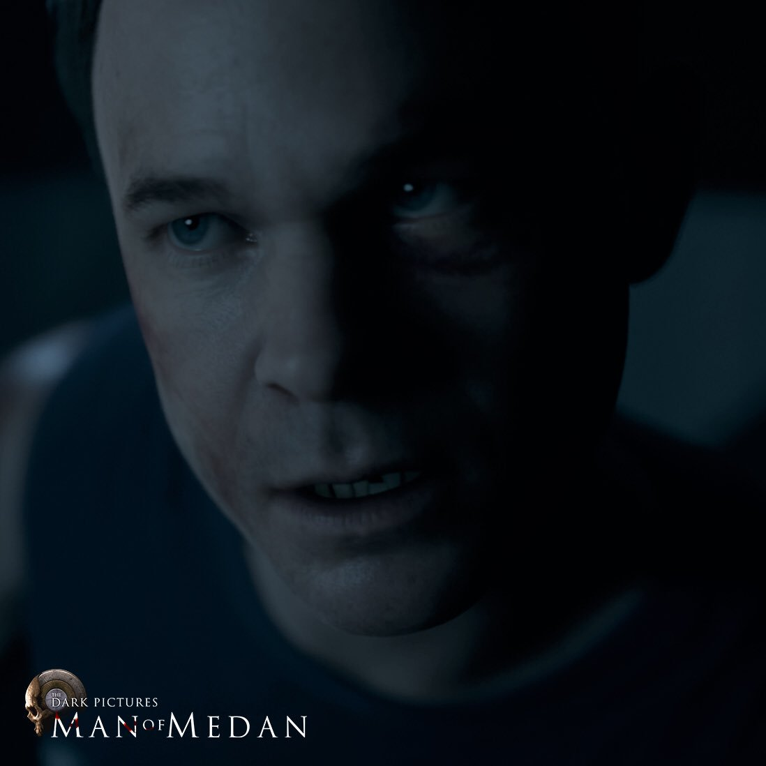 Shawn Ashmore takes on the role of Conrad / Photo Credit: Bandai Namco/Supermassive Games