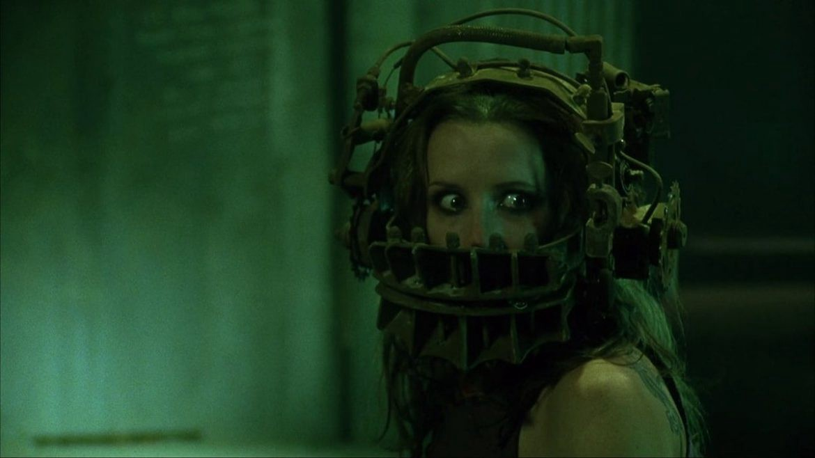 Shawnee Smith begins Amanda's Saw journey in the original / Picture Credit: Lionsgate Films/Twisted Pictures