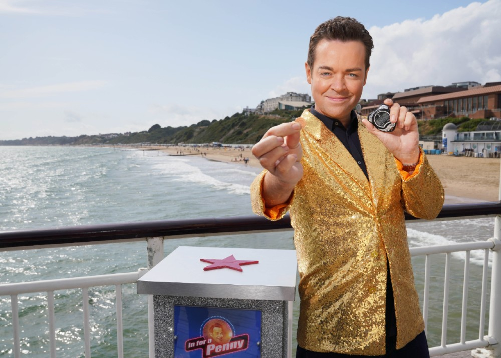 Stephen Mulhern is back for a second series of In for a Penny / Photo Credit: ITV