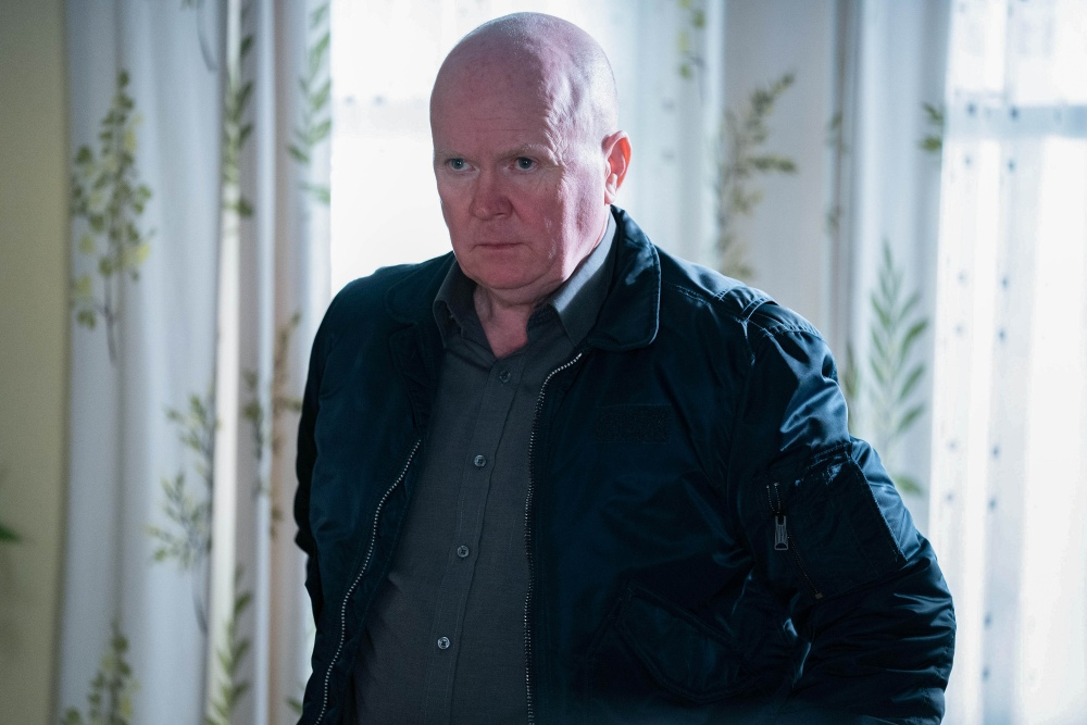 Steve McFadden as Phil Mitchell in EastEnders / Picture Credit: BBC/Kieron McCarron/Jack Barnes