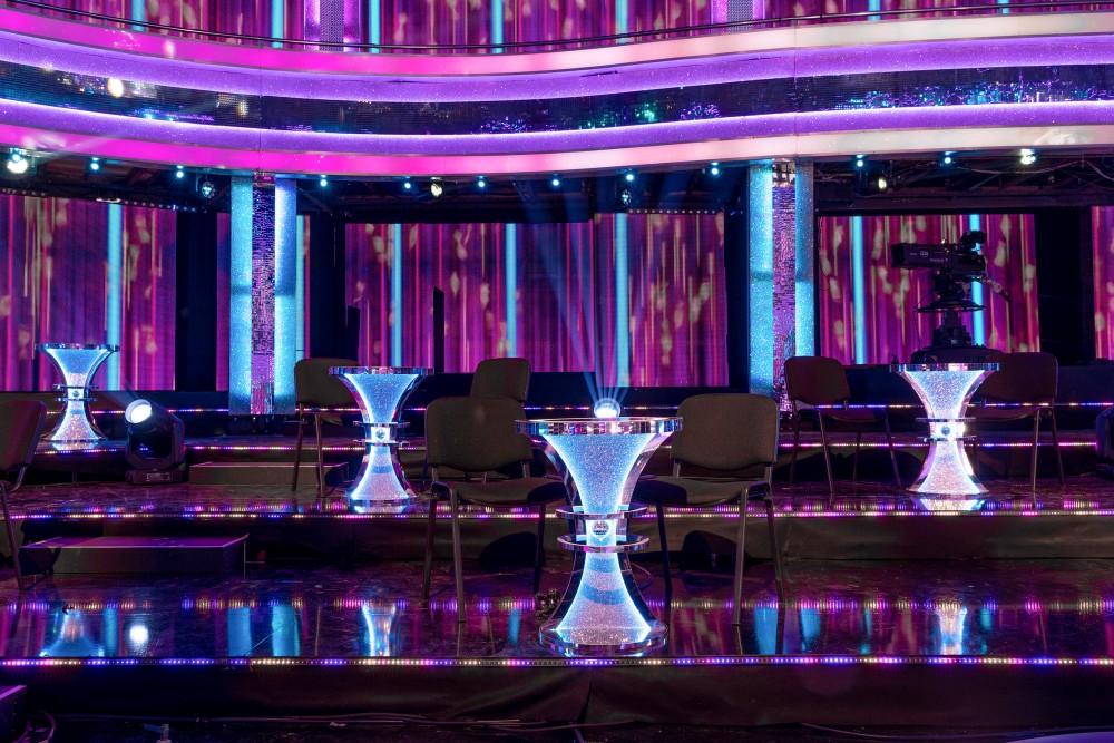 The Strictly 2020 audience has been removed / Picture Credit: BBC