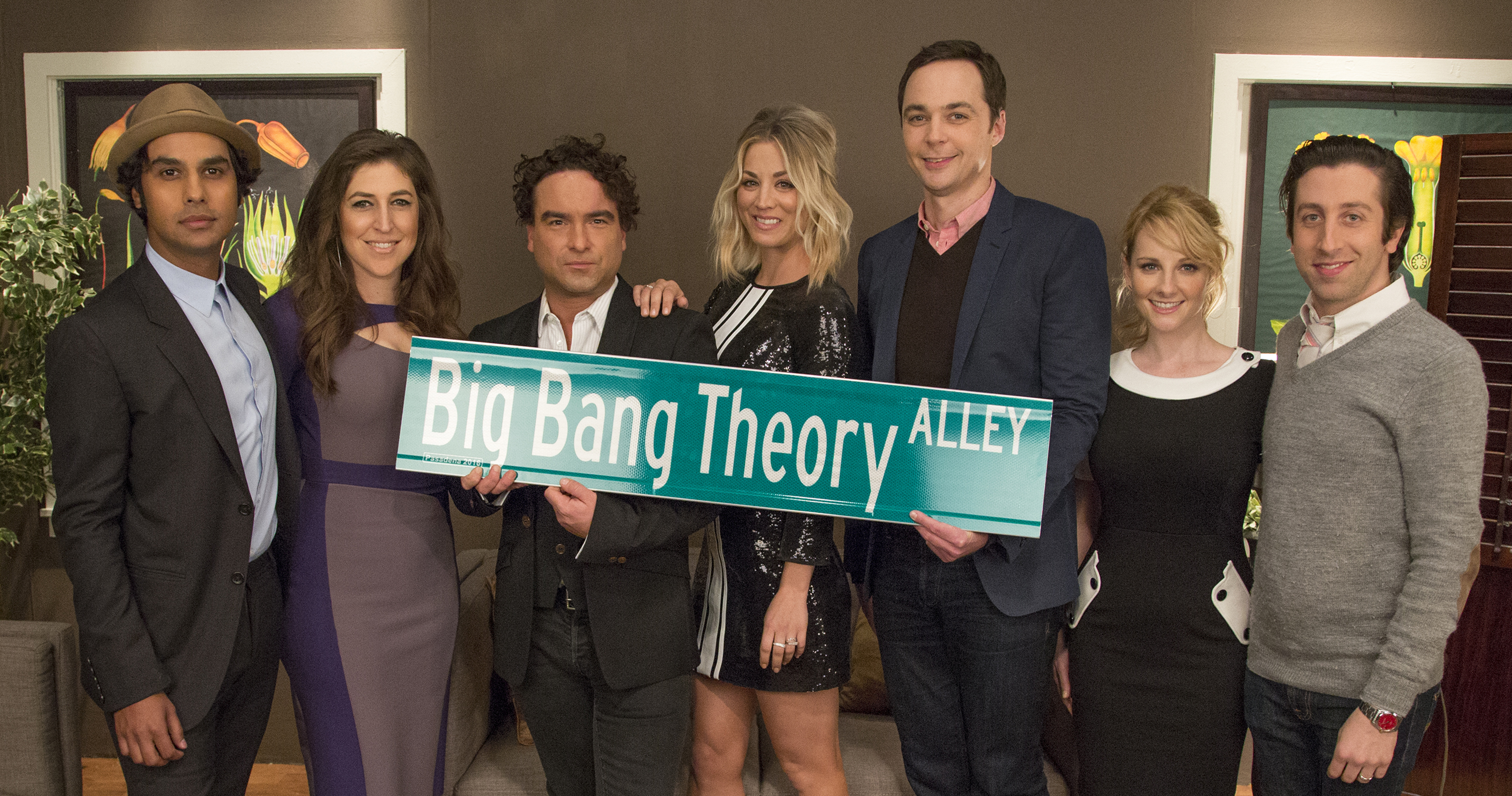 Street Named After Big Bang Theory To Celebrate Comedy