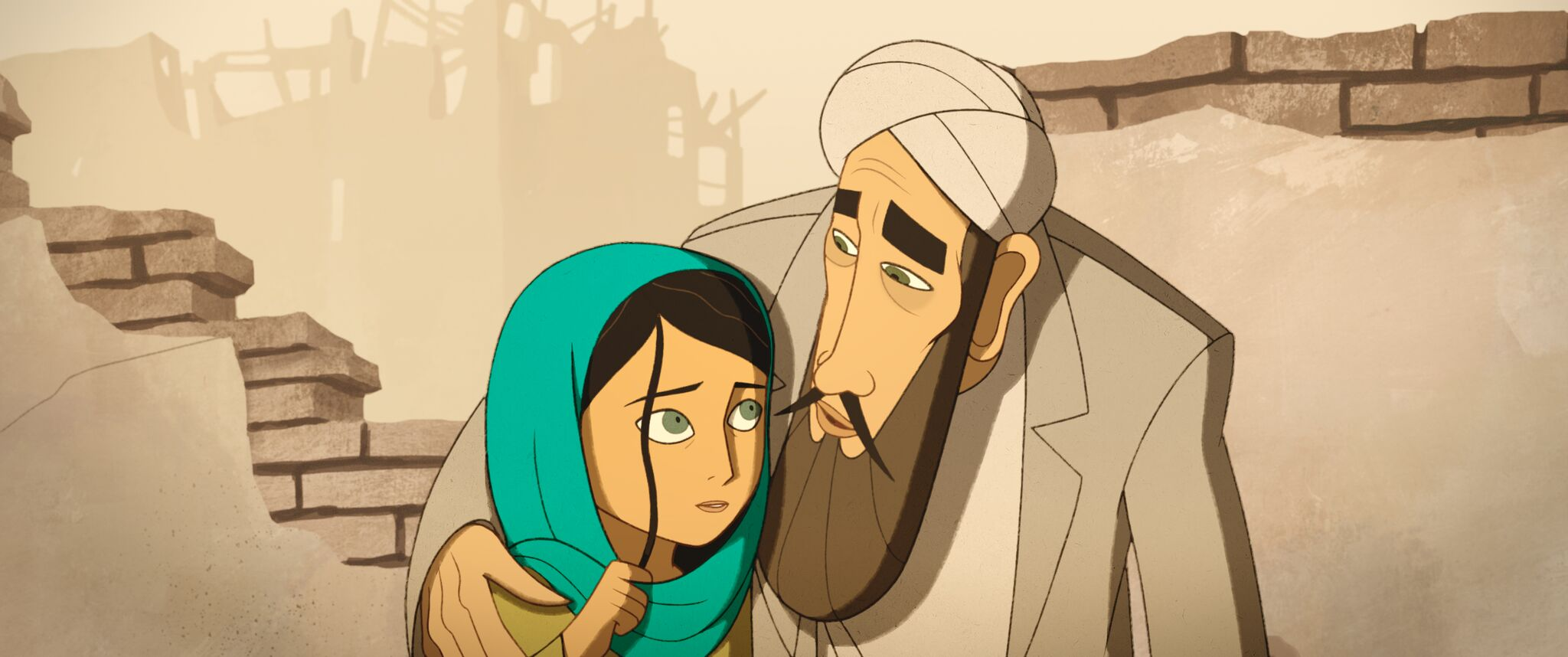 Animated Cartoon Sex Movies the breadwinner and 4 other great women in disguise movies