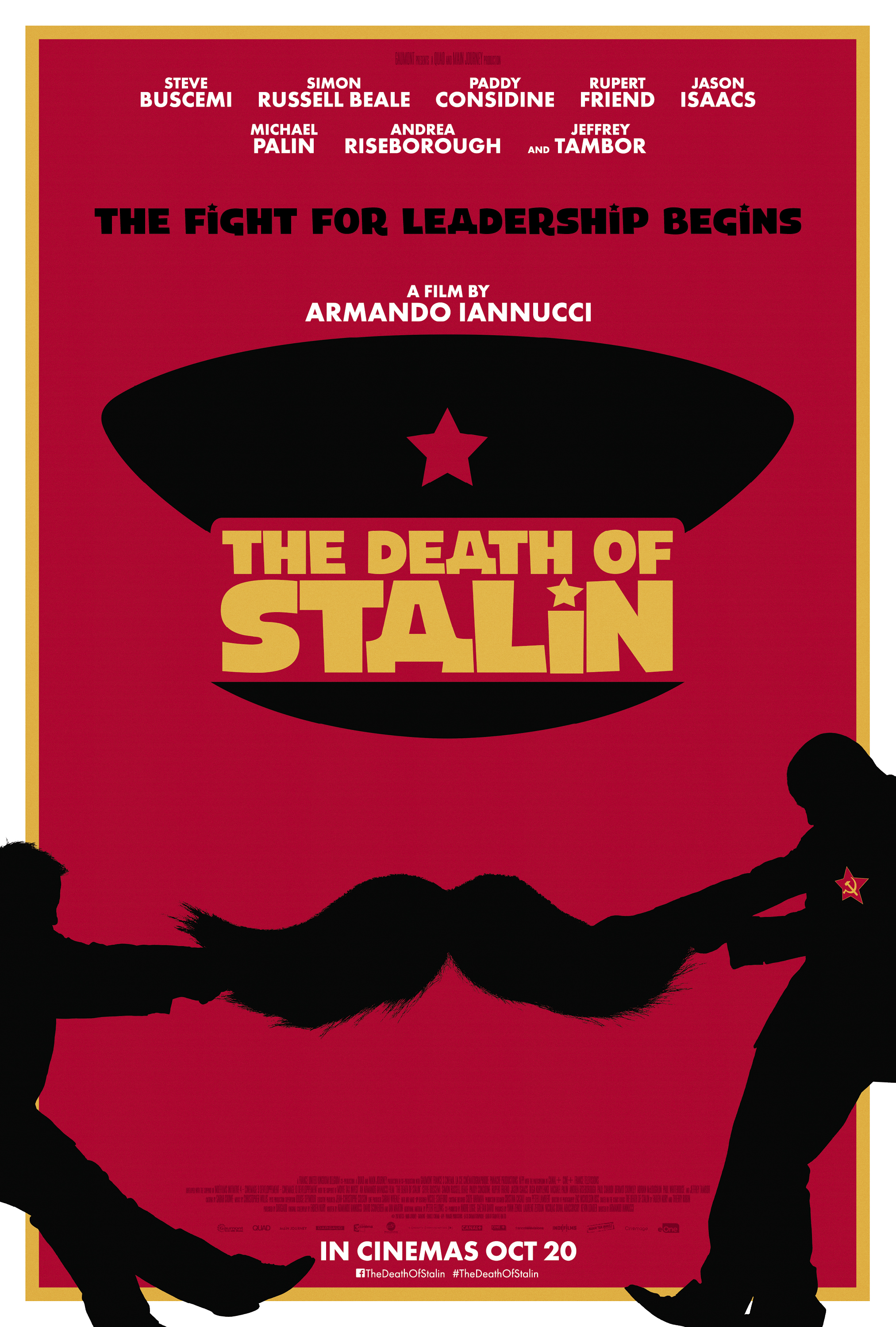 The Death Of Stalin Besetzung